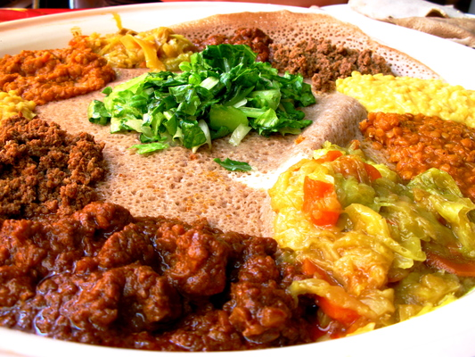 Foodtopia in Ethiopia photo