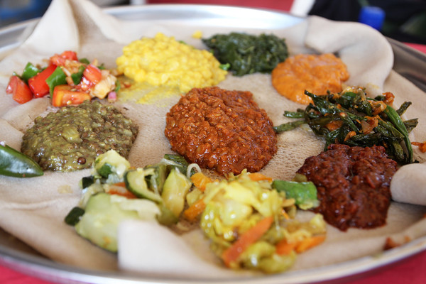 Foodtopia in Ethiopia photo